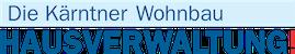 Die Kärntner Wohnbau Hausverwaltung Logo