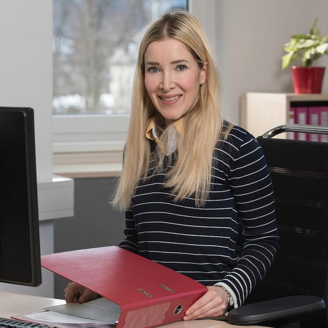 Sarah Fuchsberger